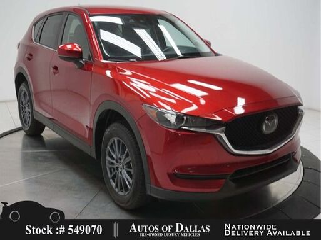 2019_Mazda_CX-5_Touring NAV,CAM,HTD STS,BLIND SPOT,LANE ASST_ Plano TX