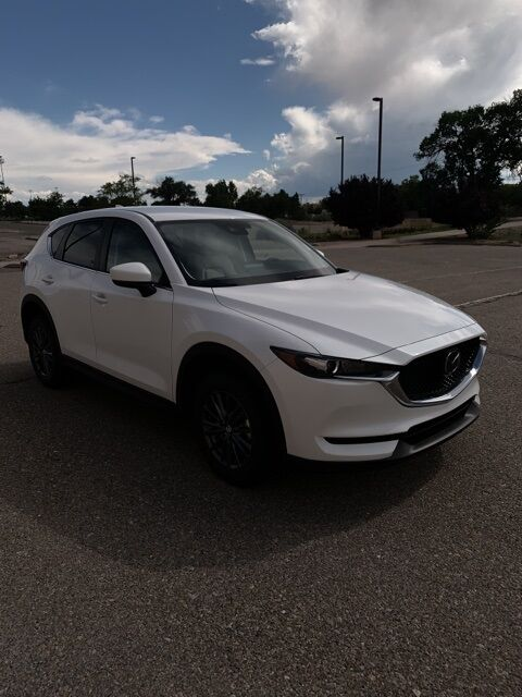 2019_Mazda_CX-5_Touring_ Santa Fe NM