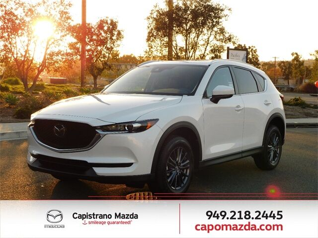 2019 Mazda CX-5 Touring w/ Preferred Package San Juan Capistrano CA