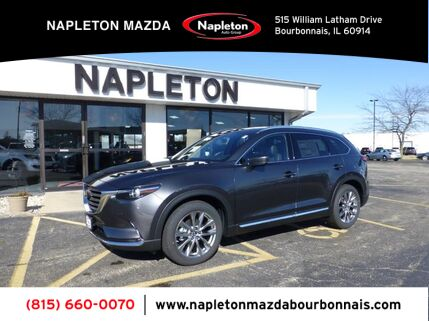 2019_Mazda_CX-9_Grand Touring_ Bourbonnais IL