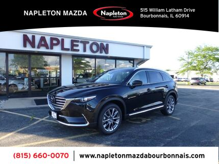 2019_Mazda_CX-9_Grand Touring_ Bourbonnais IL