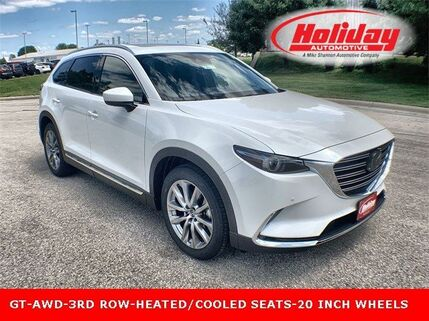 2019_Mazda_CX-9_Grand Touring_ Fond du Lac WI
