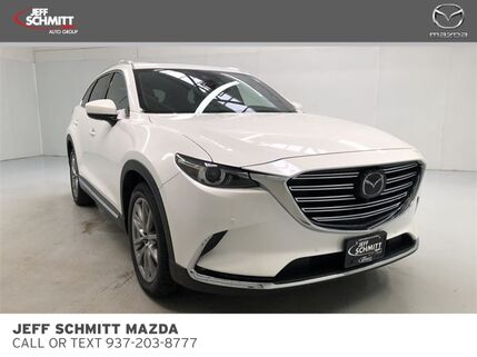 2019_Mazda_CX-9_Signature_ Dayton area OH