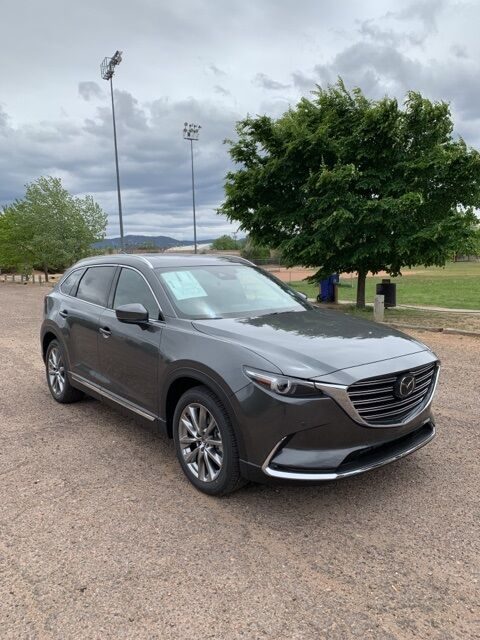 2019_Mazda_CX-9_Signature_ Santa Fe NM