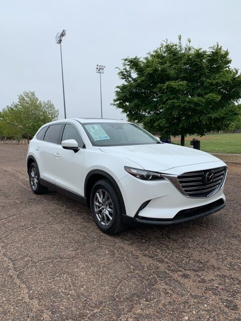 2019_Mazda_CX-9_Touring_ Santa Fe NM