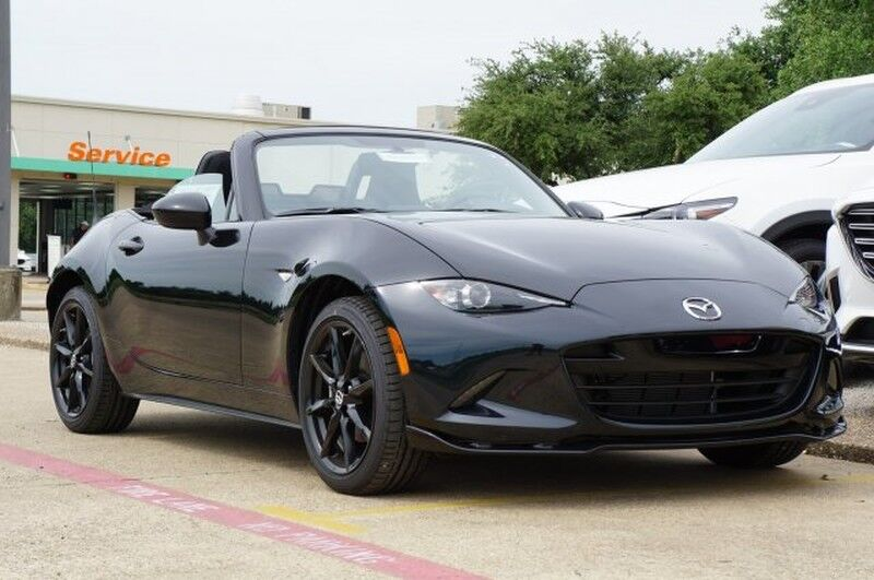2019 Mazda MX-5 Miata Club Irving TX