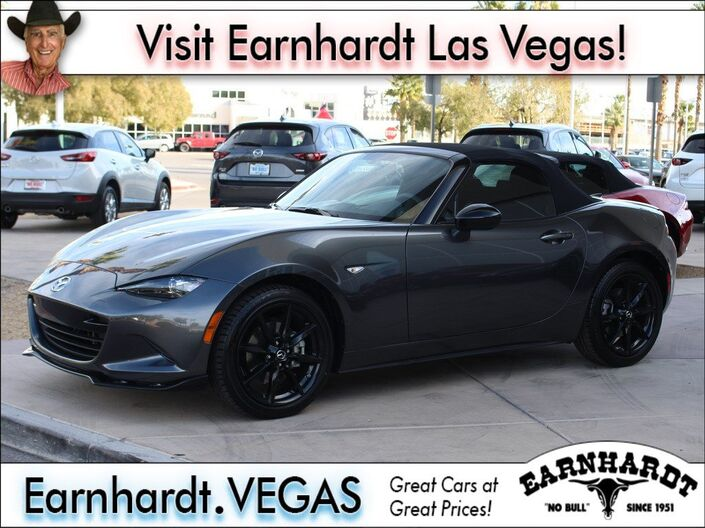 2019 Mazda MX-5 Miata Club Las Vegas NV