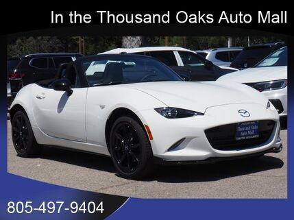2019_Mazda_MX-5 Miata_Club_ Thousand Oaks CA