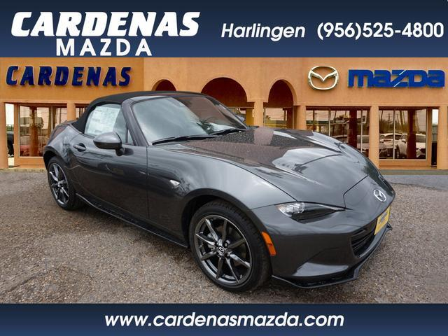 2019 Mazda MX-5 Miata Grand Touring Harlingen TX