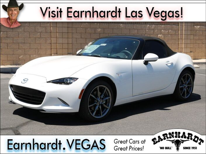 2019 Mazda MX-5 Miata Grand Touring Las Vegas NV