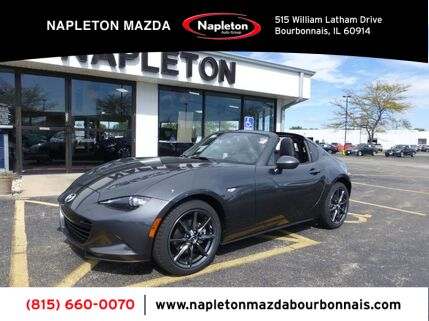 2019_Mazda_MX-5 Miata RF_Grand Touring_ Bourbonnais IL