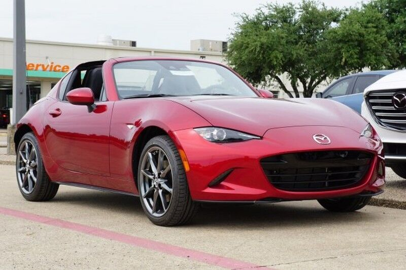 2019 Mazda MX-5 Miata RF Grand Touring Irving TX