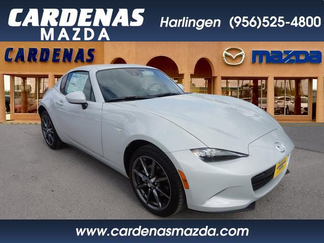 2019 Mazda MX-5 Miata RF Grand Touring Harlingen TX
