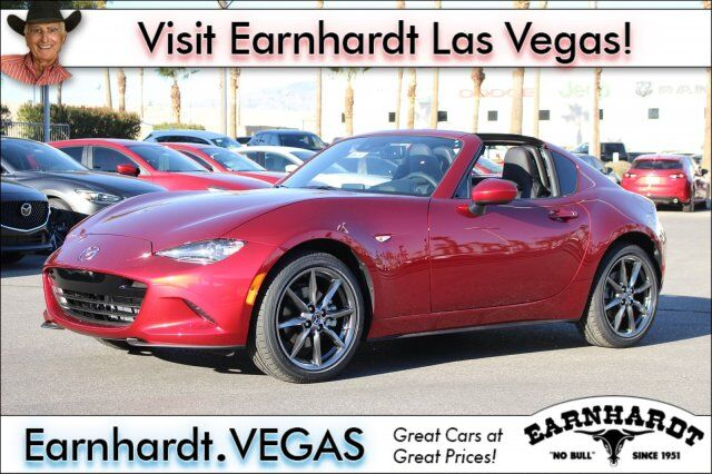 2019 Mazda MX-5 Miata RF Grand Touring Las Vegas NV