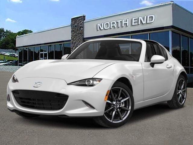 2019 Mazda MX-5 Miata RF Grand Touring Manual
