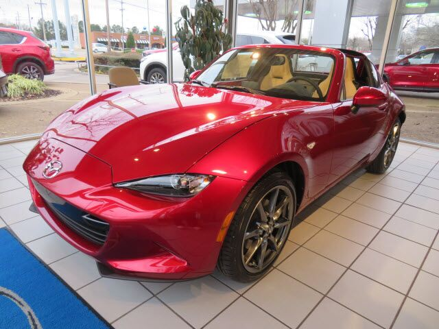 2019 Mazda MX-5 Miata RF Grand Touring Memphis TN