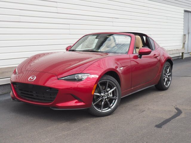 2019 Mazda MX-5 Miata RF Grand Touring Portsmouth NH