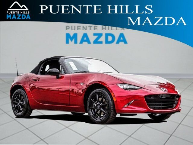 2019 Mazda MX-5 Miata Sport City of Industry CA