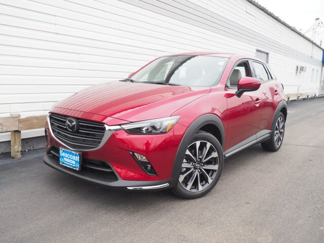2019 Mazda Mazda CX-3 Grand Touring w/Premium Pkg Portsmouth NH