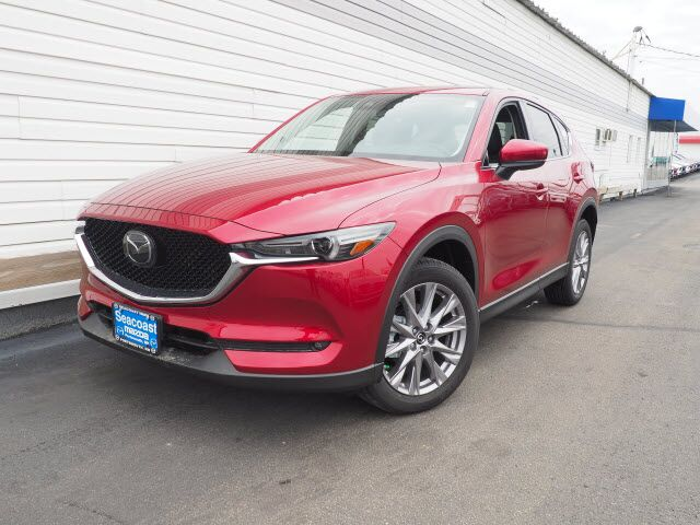 2019 Mazda Mazda CX-5 Grand Touring Portsmouth NH