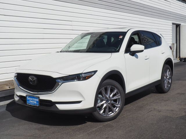 2019 Mazda Mazda CX-5 Grand Touring Reserve Portsmouth NH