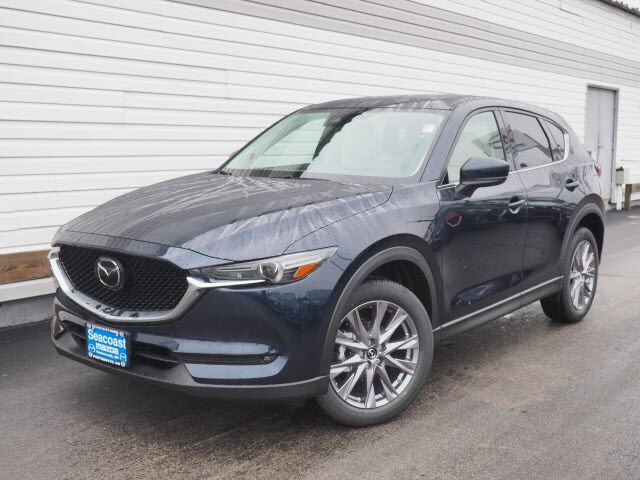 2019 Mazda Mazda CX-5 Grand Touring w/Premium Pkg Portsmouth NH
