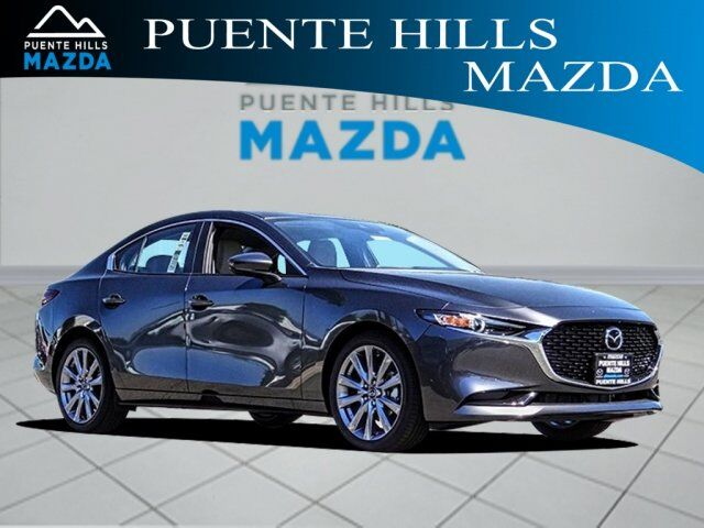 2019 Mazda Mazda3 4-Door w/Preferred Pkg City of Industry CA