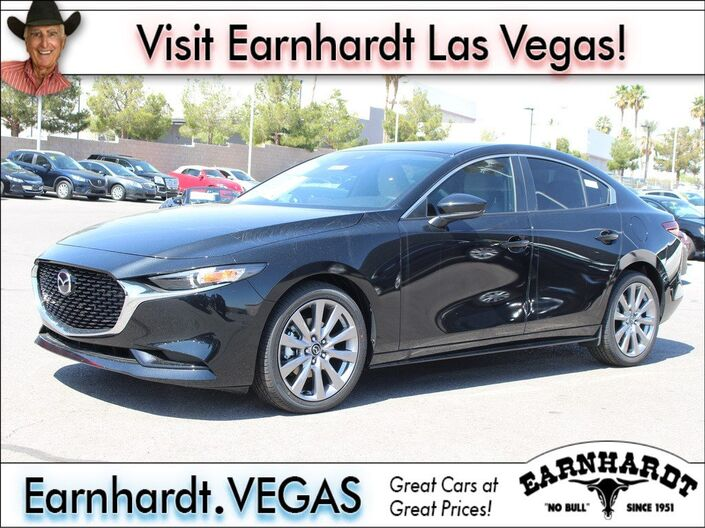 2019 Mazda Mazda3 4-Door w/Preferred Pkg Las Vegas NV