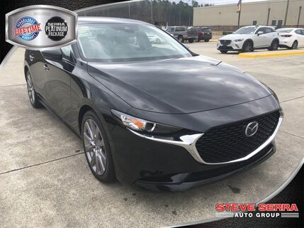 2019_Mazda_Mazda3 4-Door_w/Preferred Pkg_ Birmingham AL