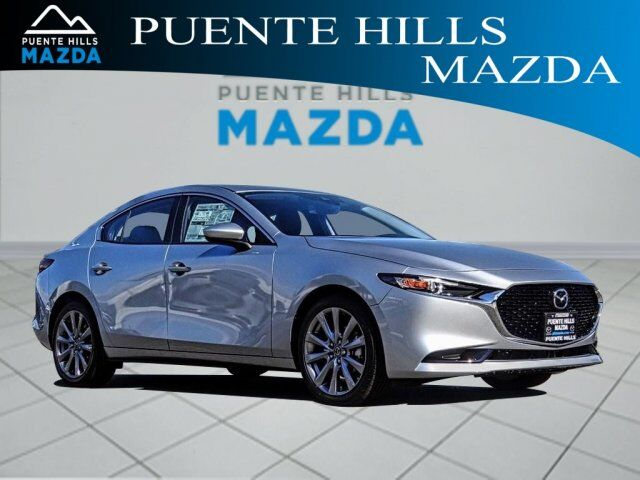 2019 Mazda Mazda3 4-Door w/Select Pkg City of Industry CA