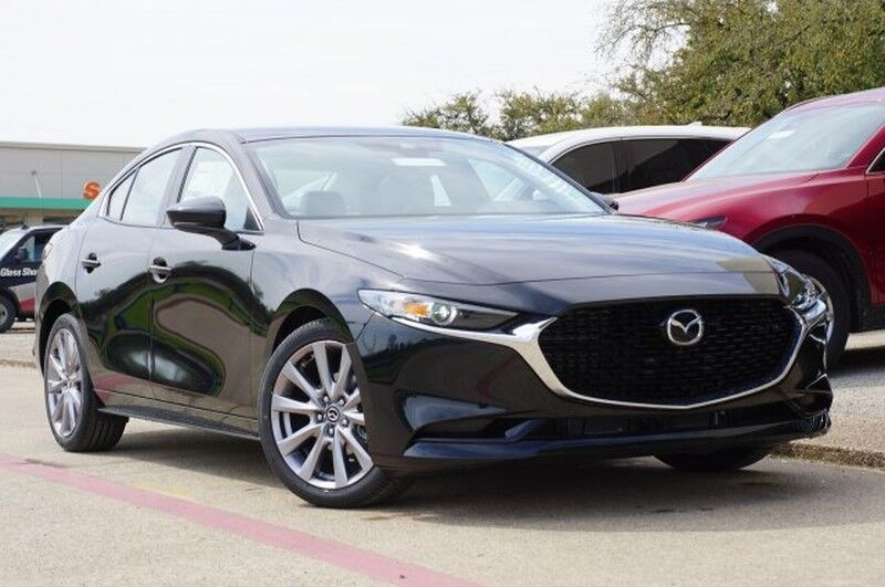 2019 Mazda Mazda3 4-Door w/Select Pkg Irving TX