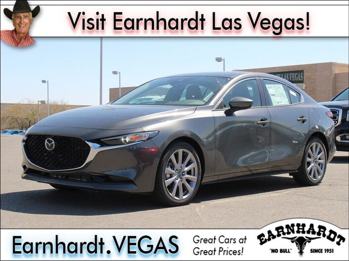 2019 Mazda Mazda3 4-Door w/Select Pkg Las Vegas NV