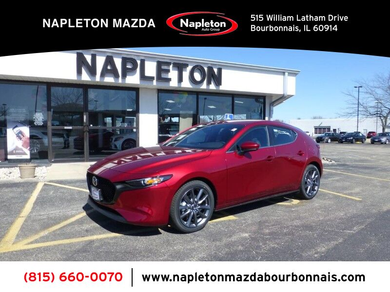 2019 Mazda Mazda3 5-Door w/Preferred Pkg Bourbonnais IL