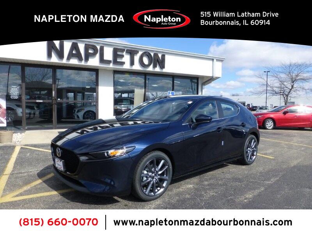 2019 Mazda Mazda3 5-Door w/Preferred Pkg Bourbonnais IL