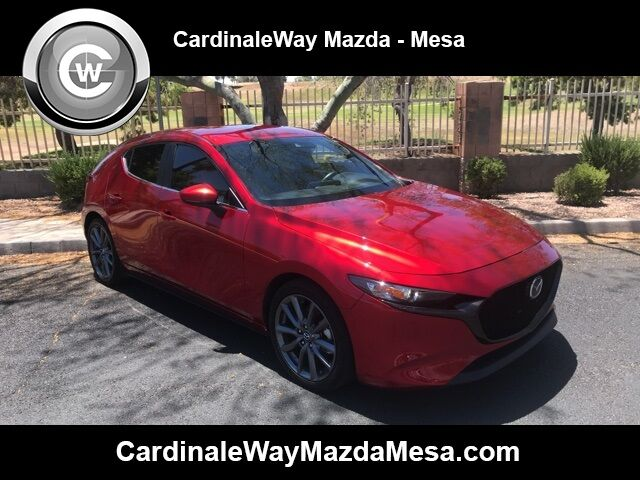 2019 Mazda Mazda3 Hatchback Base