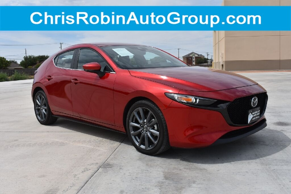 2019 Mazda Mazda3 Hatchback FWD AUTO W/PREFERRED PKG