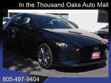 2019_Mazda_Mazda3 Hatchback_Preferred_ Thousand Oaks CA