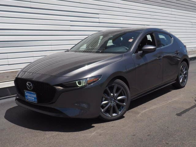 2019 Mazda Mazda3 Hatchback Preferred w/Moonroof Portsmouth NH