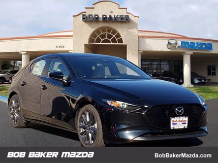 2019_Mazda_Mazda3 Hatchback_w/Preferred Pkg_ Carlsbad CA