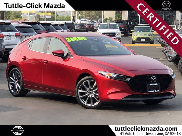 2019 Mazda Mazda3 Hatchback w/Preferred Pkg Irvine CA