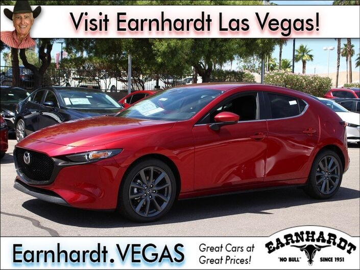 2019 Mazda Mazda3 Hatchback w/Preferred Pkg Las Vegas NV