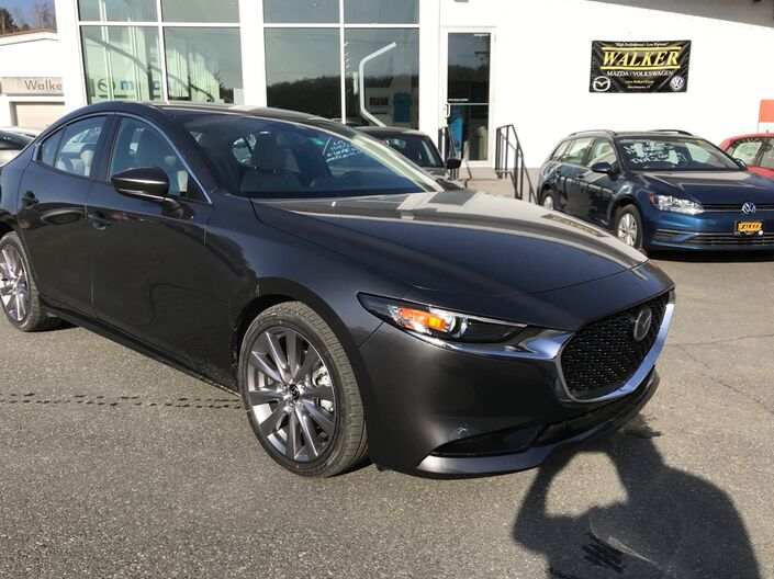 2019 Mazda Mazda3 Preferred AWD! Barre VT