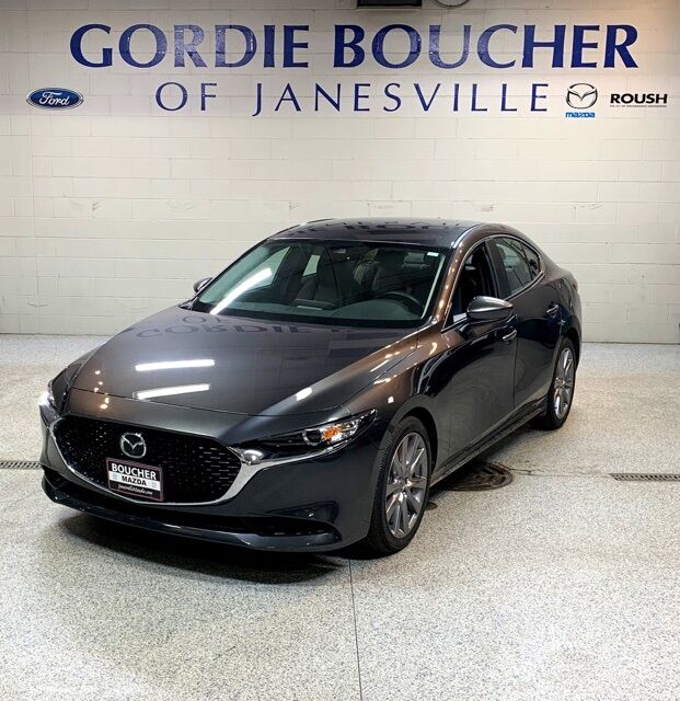 2019 Mazda Mazda3 Preferred Janesville WI