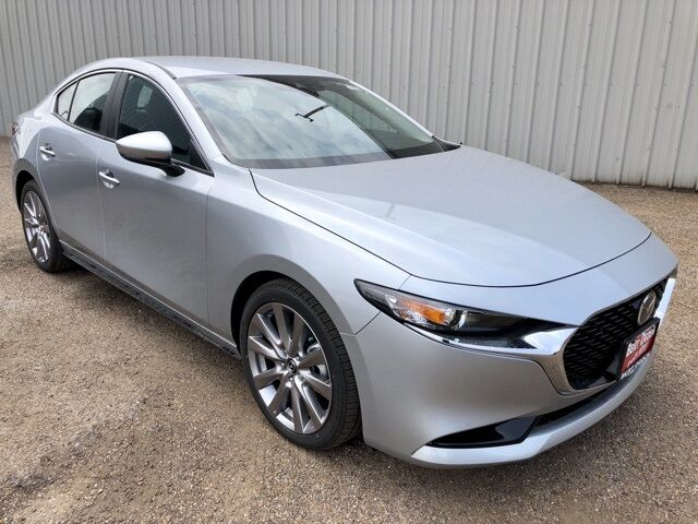 2019 Mazda Mazda3 Preferred Mission TX