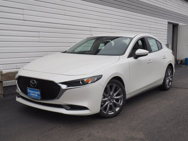2019 Mazda Mazda3 Preferred Portsmouth NH