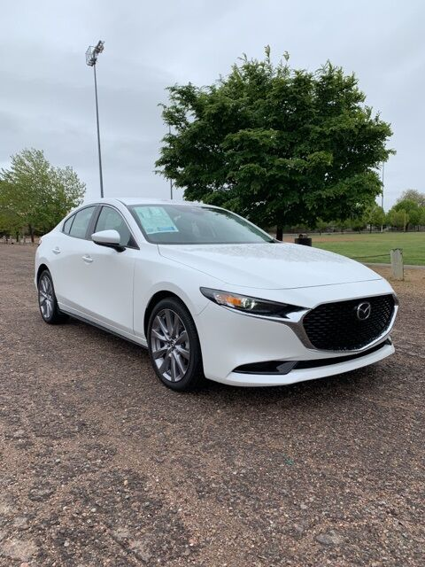 2019_Mazda_Mazda3_Preferred_ Santa Fe NM