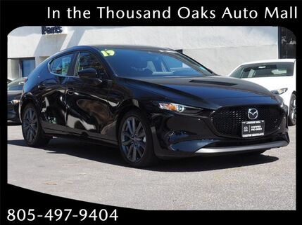 2019_Mazda_Mazda3_Preferred_ Thousand Oaks CA