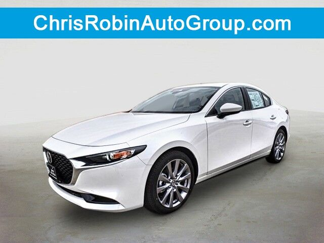 2019 Mazda Mazda3 Sedan AWD W/PREFERRED PKG Odessa TX