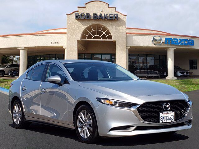 2019 Mazda Mazda3 Sedan Base Carlsbad CA