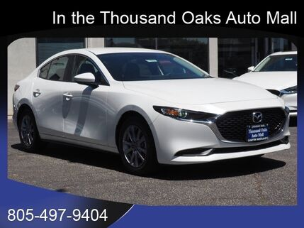 2019_Mazda_Mazda3 Sedan_Base_ Thousand Oaks CA